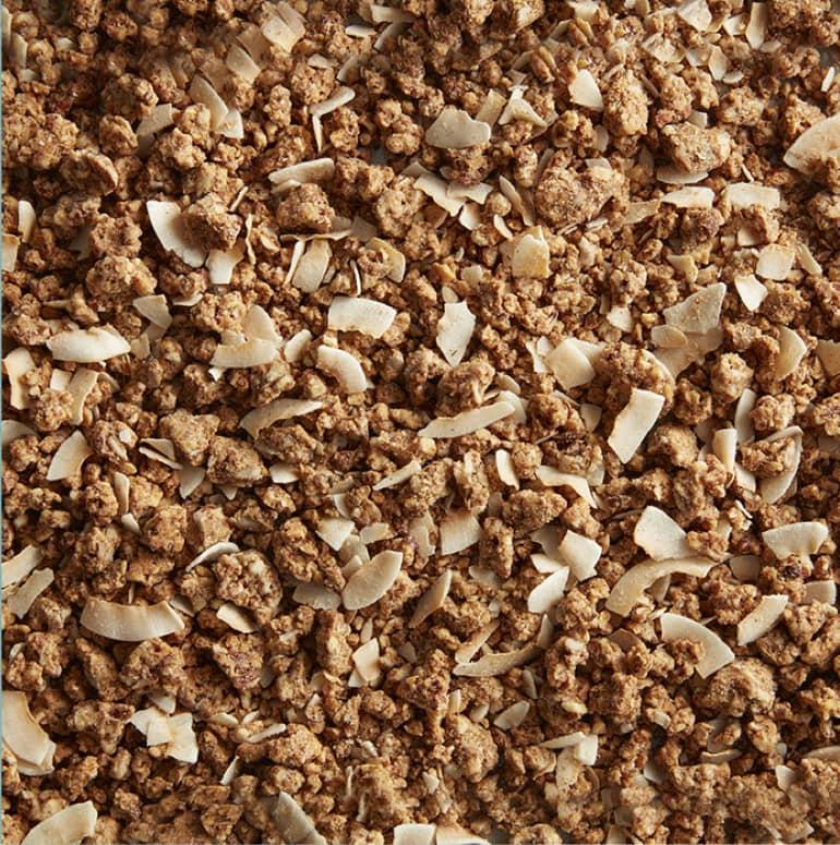 Autumn's Gold gluten-free granola